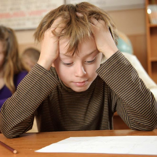 The Easily Discouraged Asperger's Student: Tips for Parents and Teachers