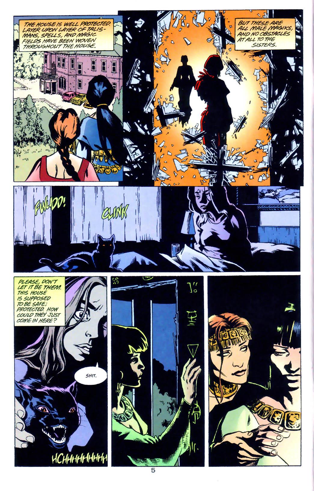Read online Midnight, Mass comic -  Issue #6 - 6