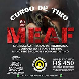 NOVA DATA PARA O CURSO DE TIRO MEAF - Dia 10 de DEZEMBRO de 2016 (SÁBADO)