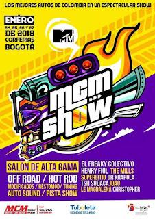 FESTIVAL MOTOR CAR MUSIC 2019