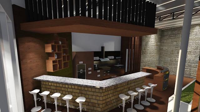 Cafe Kopi Modern