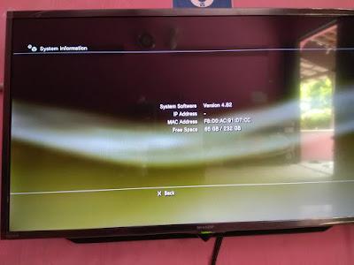 Cara Update PS3 OFW 4.82 Offline 13