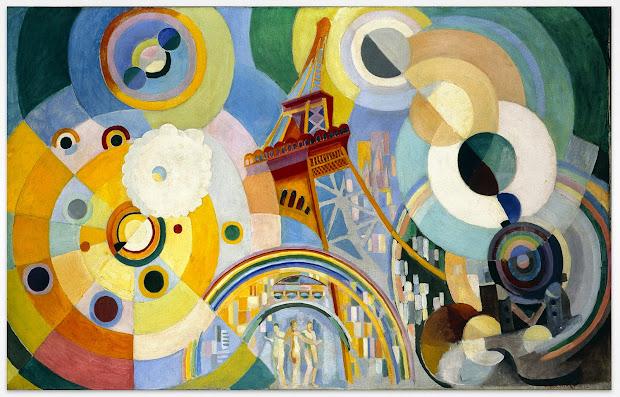 Robert Delaunay Iron Water and Air