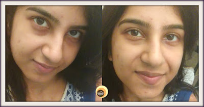 Wearing Aroma Essentials Argan Night Serum, Bare skin, No moisturiser used, Anamika Chattopadhyaya, NBAM
