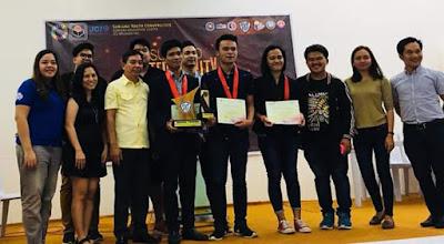 Surigao Intervarsity Parliamentary Debate Championship