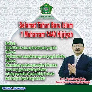 Selamat Tahun Baru Islam 1440 H