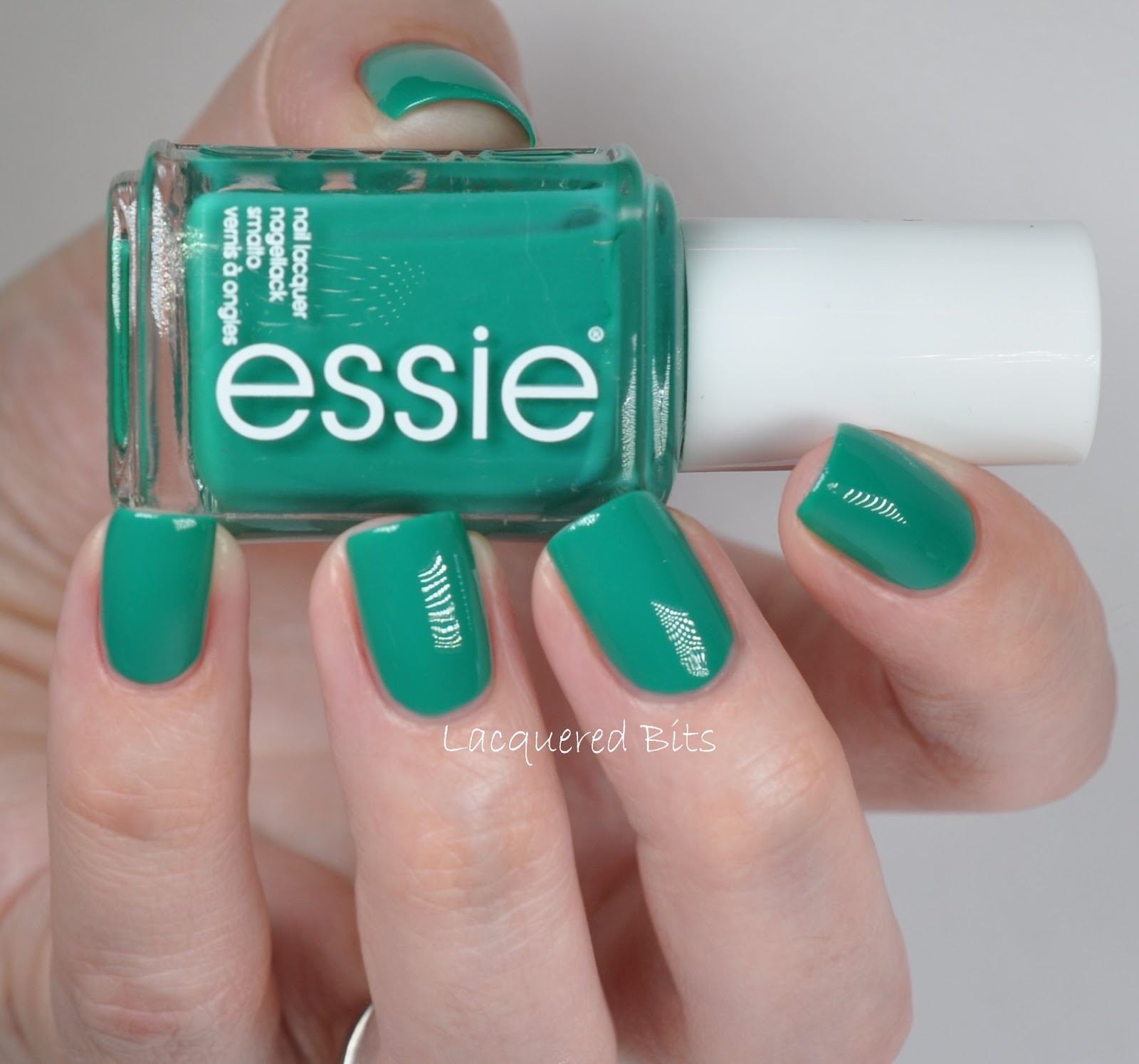 Ruffles & Feathers Essie Summer 2014