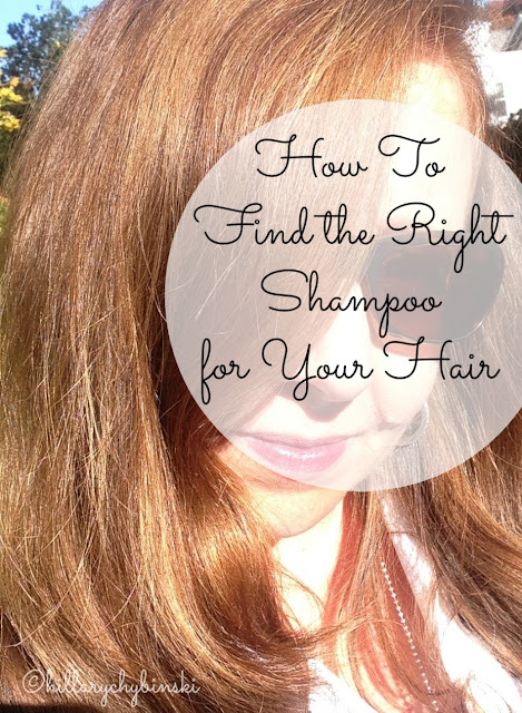 Tips for Finding the Right Shampoo for Your Hair and a Review of Nexxus Hair Products
