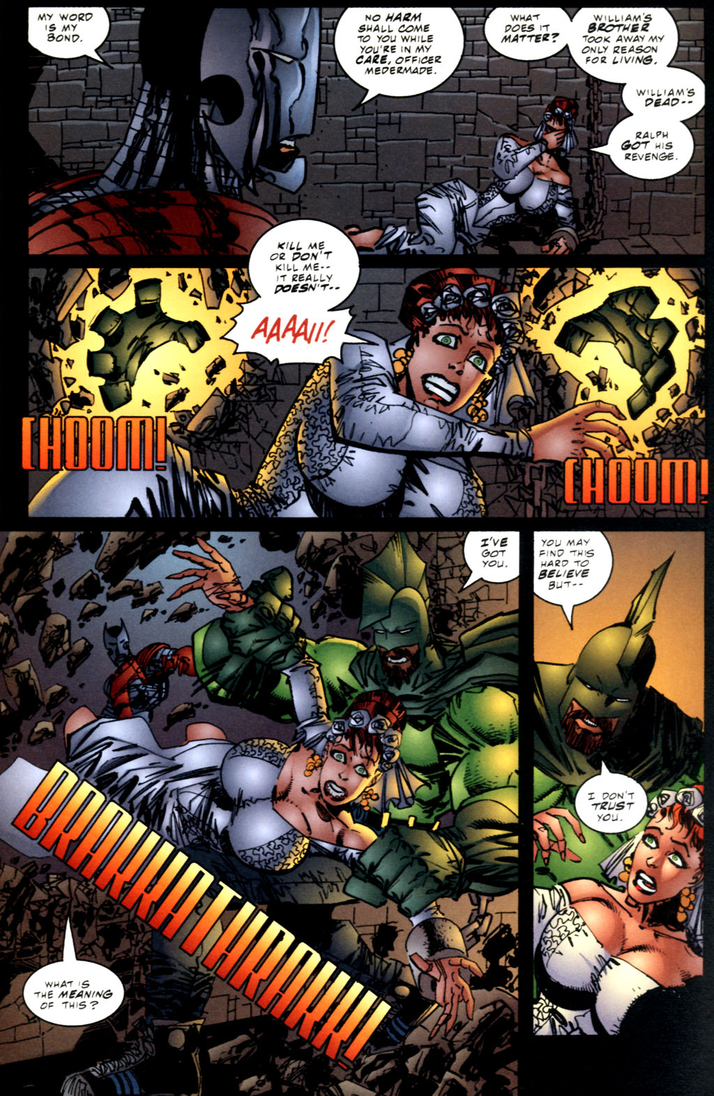 The Savage Dragon (1993) Issue #57 #60 - English 9