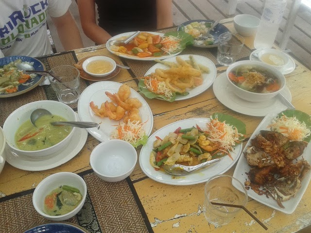 Tasty Thai Food in Krabi