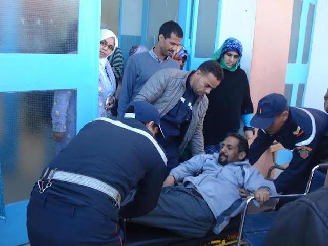 """المنع من متابعة الدراسة الجامعية طال المدافع الصحراوي عن حقوق الإنسان """" علي سالم التامك """" للسنة العاشرة على التوالي"""