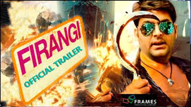 Firangi Movie Trailer