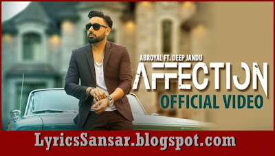 Affection – Abroyal & Deep Jandu