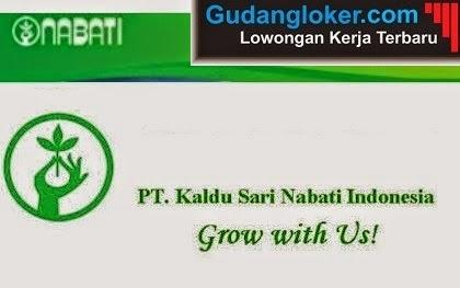 Lowongan Kerja Kaldu Sari Nabati Indonesia