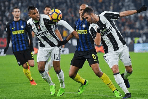 Derby D'Italia Juventus vs Inter Milan
