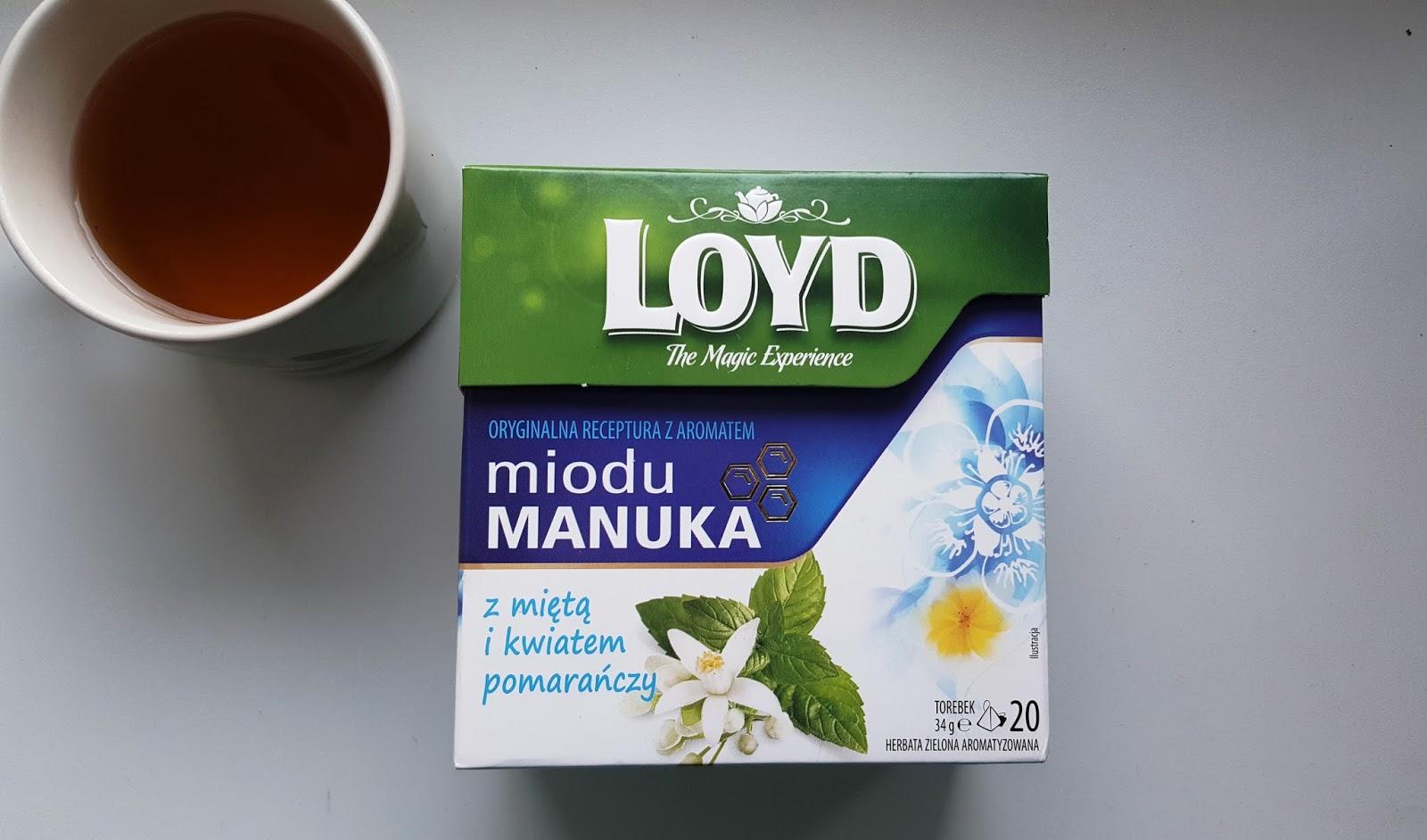 Herbata idealna na Wiosnę!