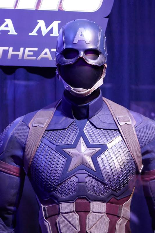 Avengers Endgame Captain America costume