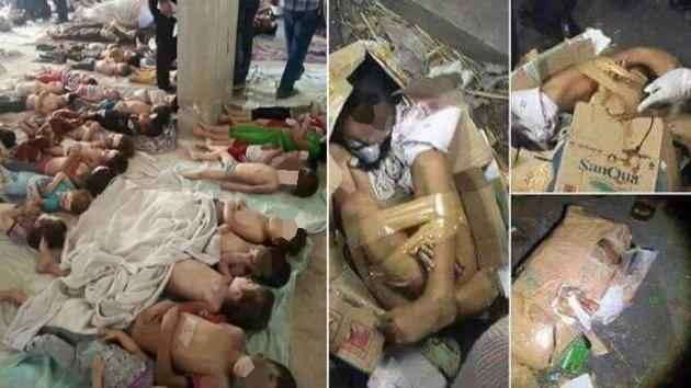 Ngeri!! Foto Ratusan Jasad Anak-anak Diduga Korban Penculikan dan Diambil Organ Tubuhnya