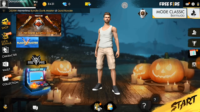 Tutorial Membuka Skin/Set Bundle Free Fire dengan Lulubox 8