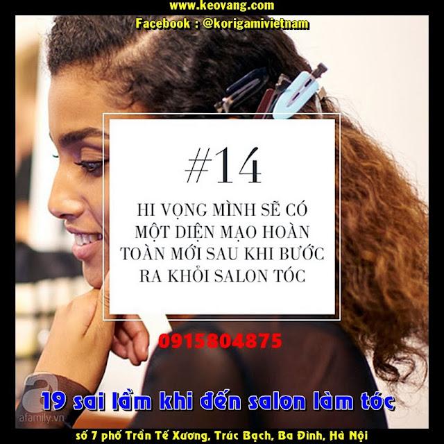 19 SAI LẦM CÓ THỂ HỦY HOẠI MÁI TÓC YÊU CỦA BẠN
