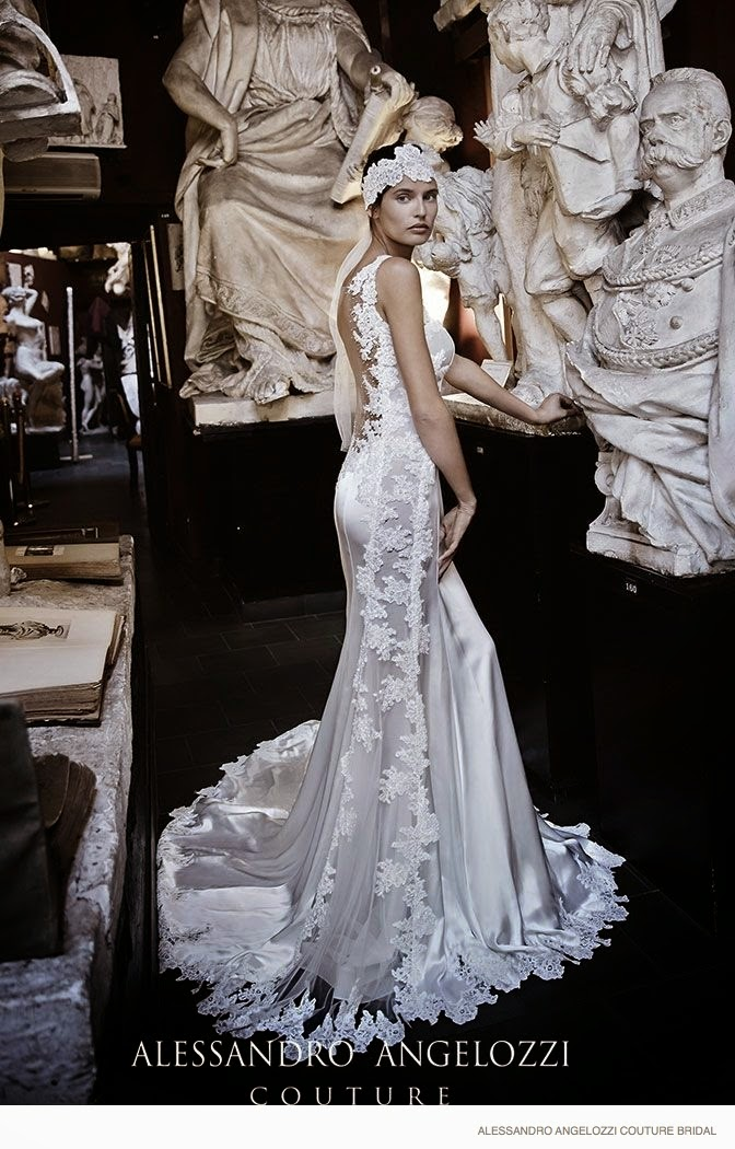 Concierge4fashion The Most Beautiful Girl In The World: Concierge4Fashion: Alessandro Angelozzi Couture Bridal 2015