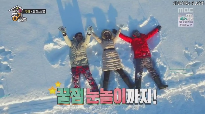 Outrageous roommates episode 27 subtitle indonesia for Living together in empty room ep 10 eng sub