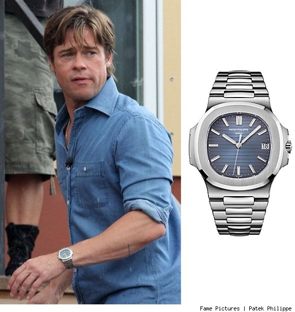 The uae man patek philippe nautilus for Watches rappers wear