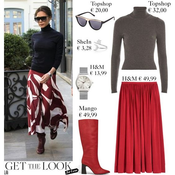 Get The Look | Victoria Beckham