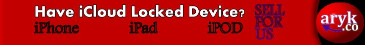 Sell iCloud-locked Device