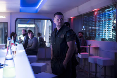 Photo of Wes Chatham in The Expanse Season 2 (48)