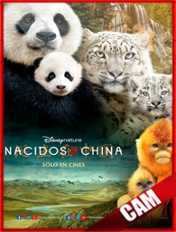 Born in China (Nacidos en China) (2016) | 3gp/Mp4/DVDRip Latino HD Mega