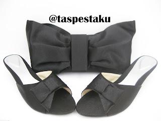 Handmade Produksi Tas Pesta dan Sepatu Pesta Warna Suka SUka