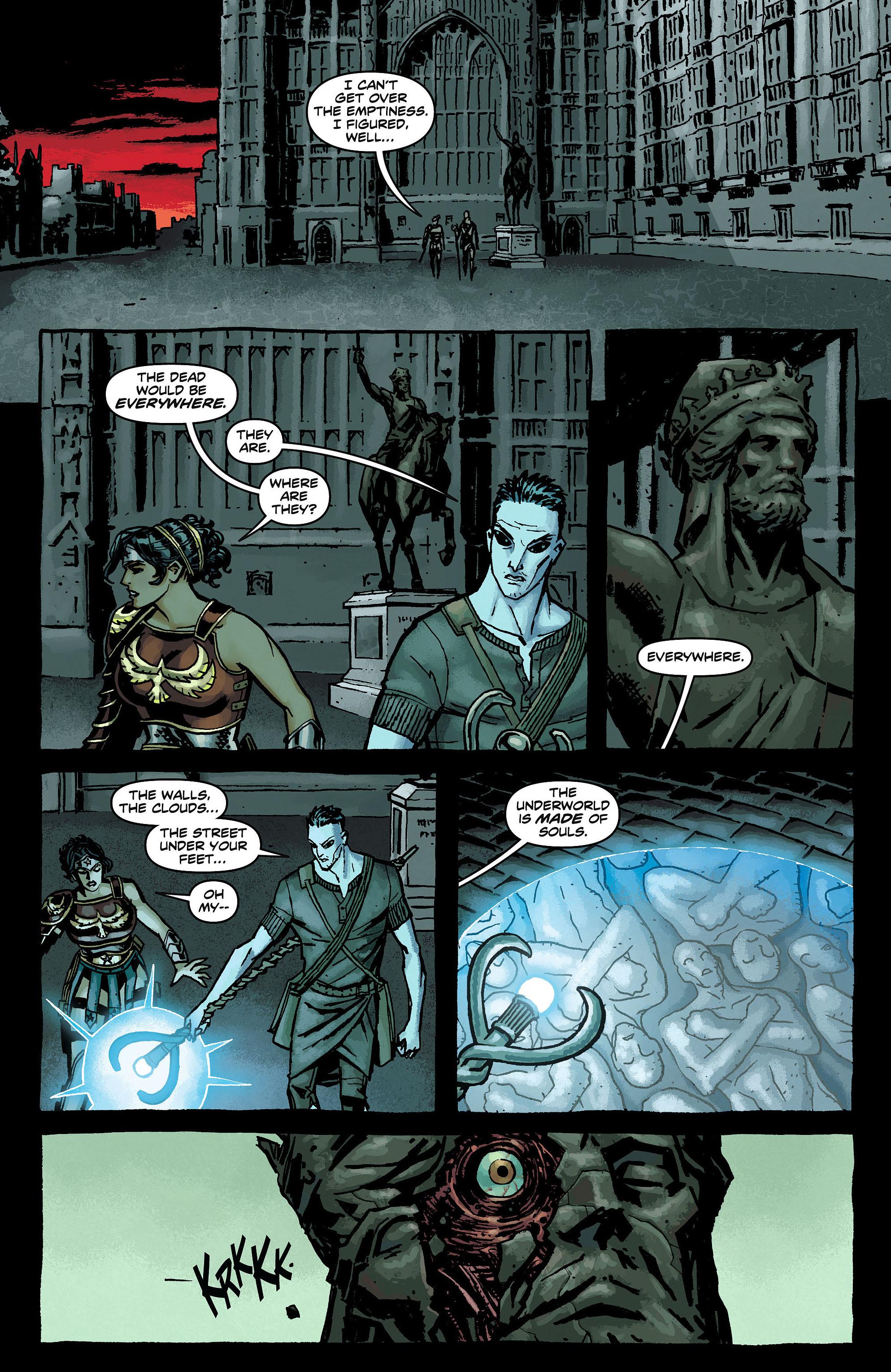 Read online Wonder Woman (2011) comic -  Issue #8 - 7