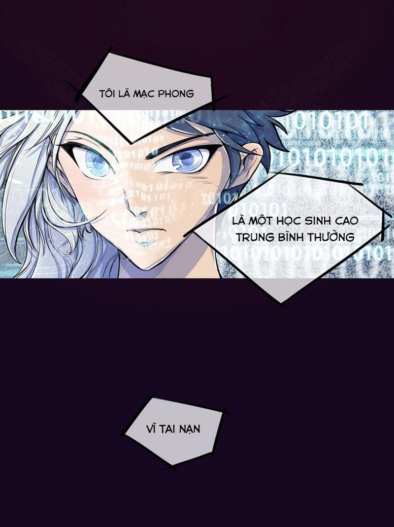 Tôi Không Phải Là Nữ Thần - Chap 1