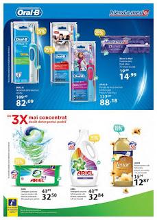 CATALOG MEGA IMAGE Februarie 2019 promotii detergent si balsam rufe