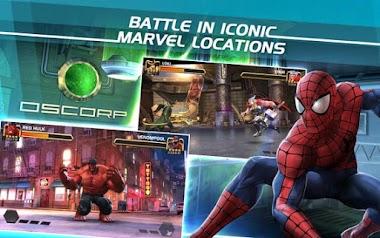 حمل لعبة marvel contest apk 800 mega رابط مباشر