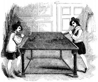 permainan bilyar 1674