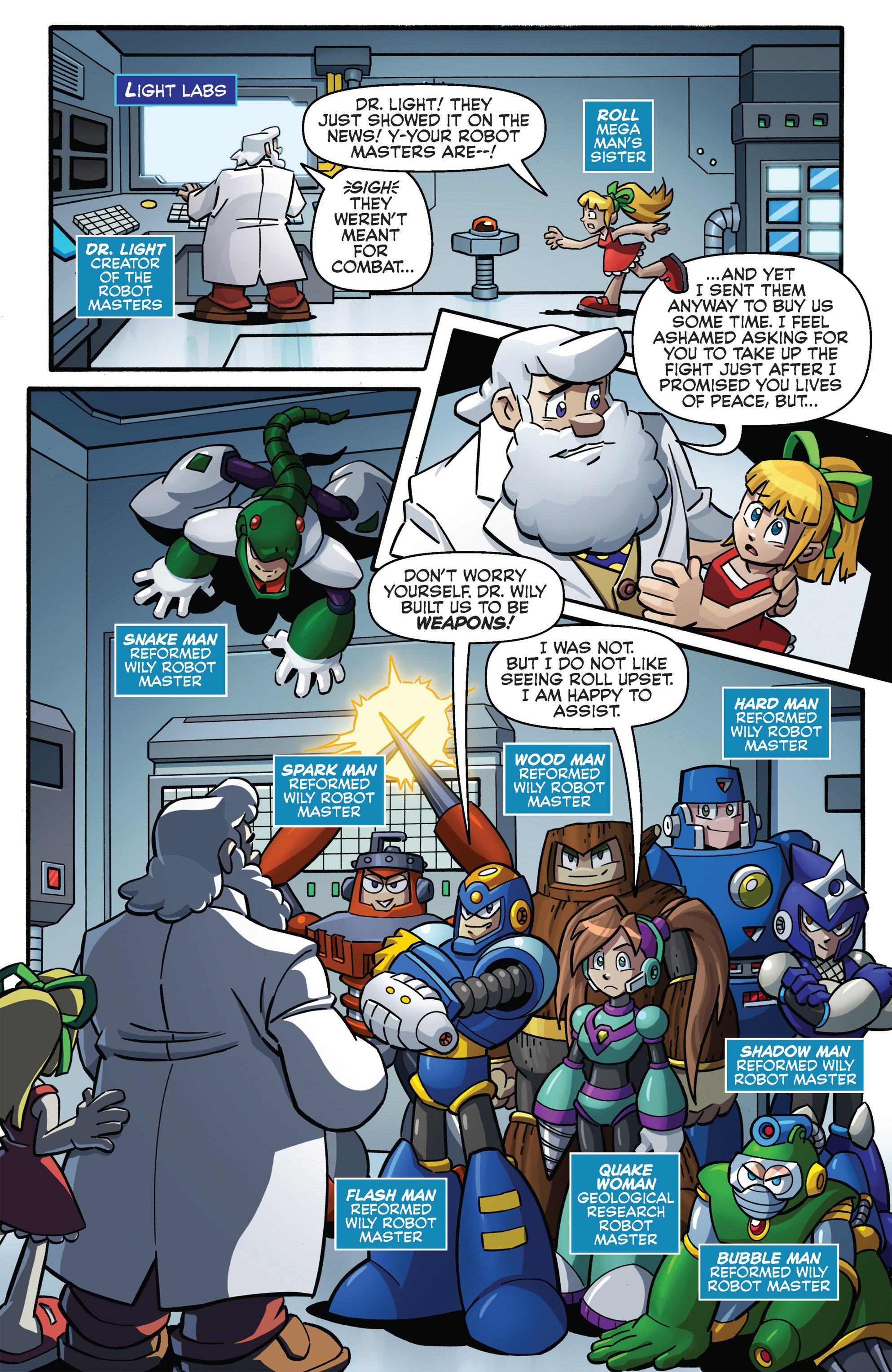 Read online Sonic The Hedgehog comic -  Issue #273 - 5