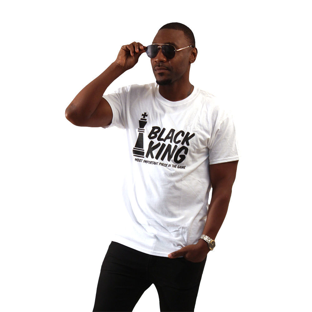 Black King T-Shirts $12
