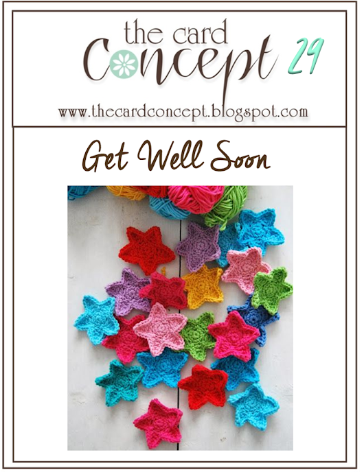 The Card Concept #29: Get Well Soon