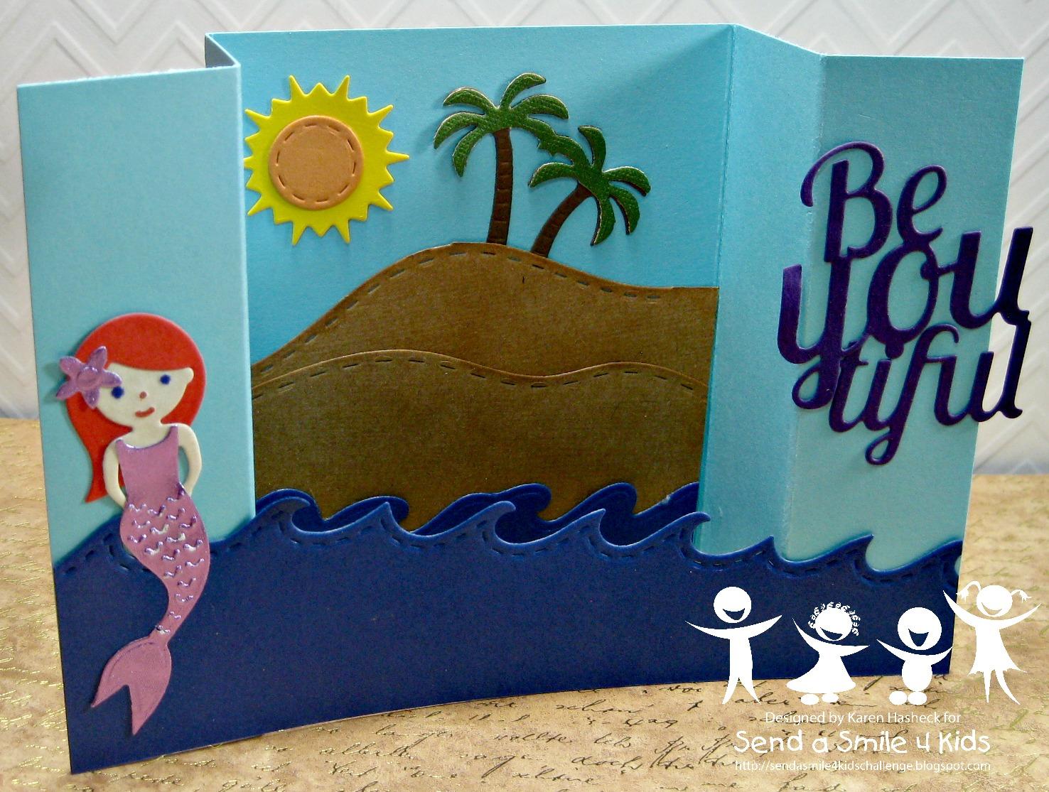Karen S Kreative Kards Anything Goes 4 Kids Or Cards 4 Girls At