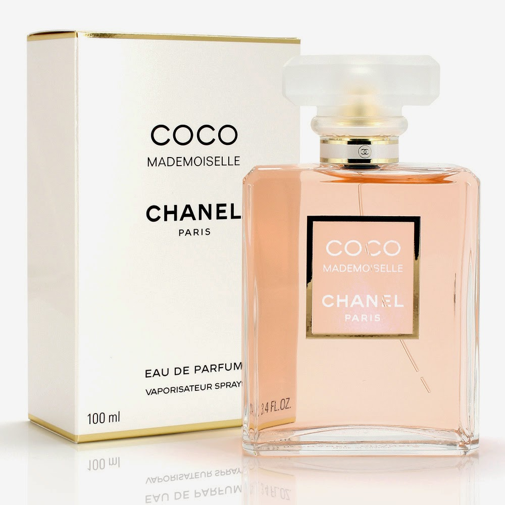 5d11a8af416 Coco Mademoiselle Eau de Parfum (CHANEL)  chypre floral