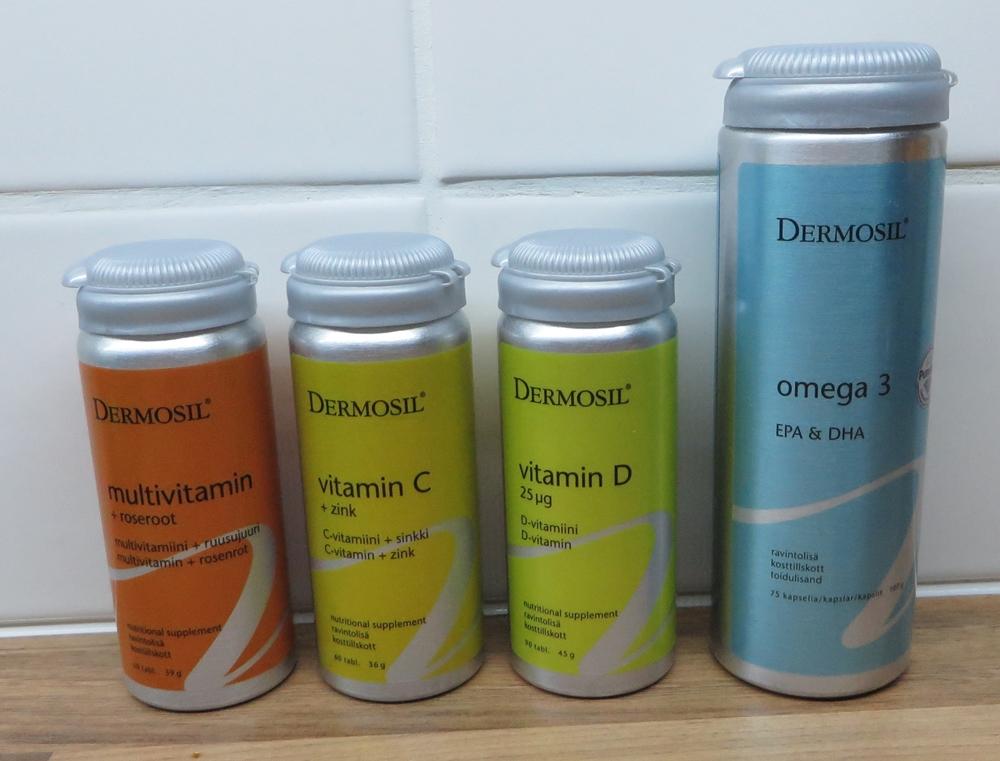 Vitamiinit Ja Hivenaineet