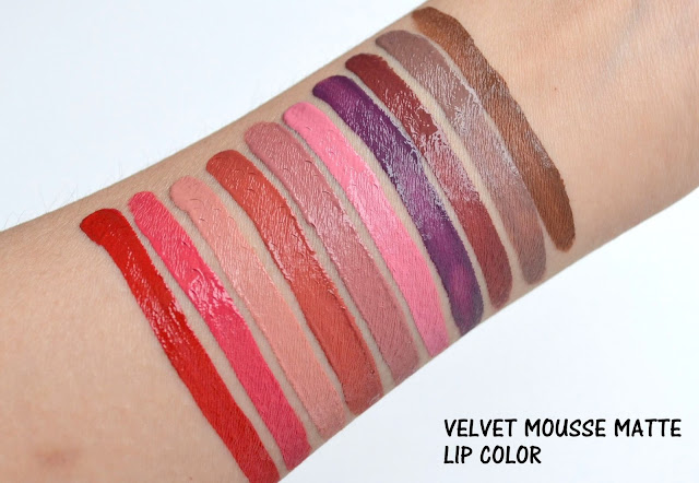 Hard Candy Lip Gloss Holiday Box Sets with Swatches