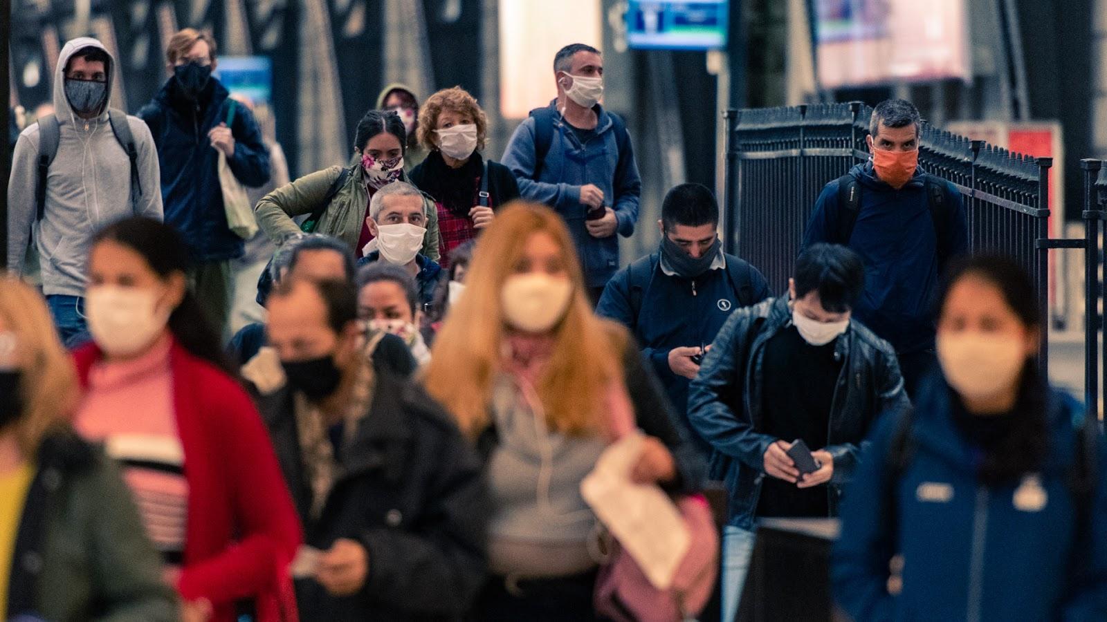 Coronavirus en Argentina: Nueve personas murieron y 163 fueron diagnosticadas con COVID-19