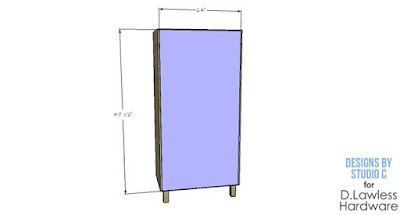 book case plans - D. Lawless Hardware