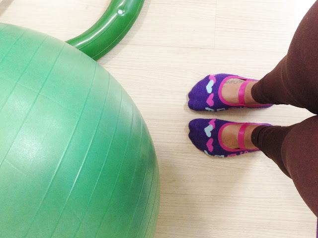 Retorno de férias com treino de Pilates no Alinhar Pilates-Águas Claras