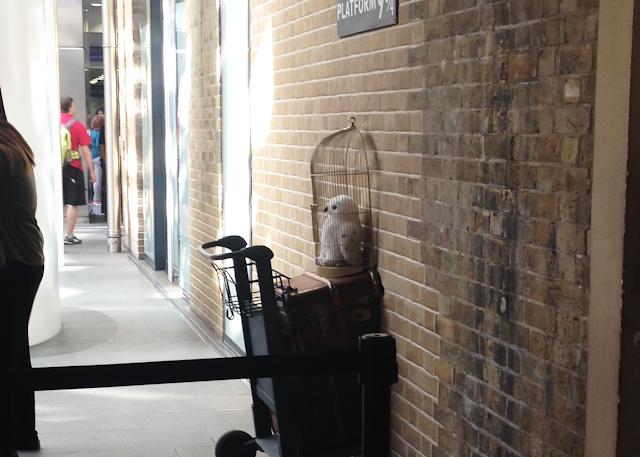 VOYAGE LONDRES - LONDON TRIP - HARRY POTTER