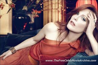 Sexy Julianne Moore Desktop Wallpaper