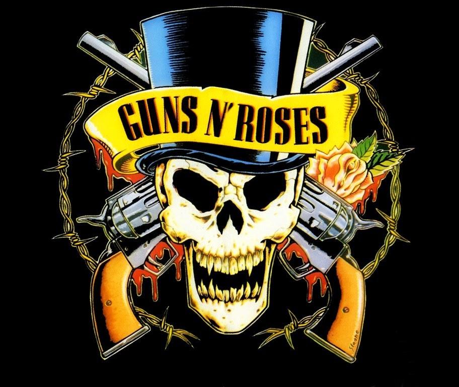"""""""Sweet Child O' Mine"""", dos Guns N' Roses, surgiu a partir de uma brincadeira de Slash."""